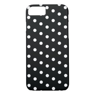 Vintage Black Polka Dot Case