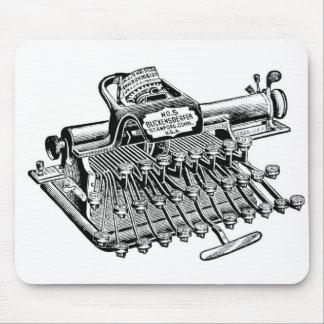 Vintage Blickensderfer No. 5 Typewriter Mouse Pad