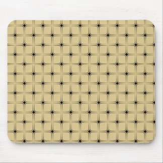 Vintage Bliss Mousepad, Champagne Gold Mouse Pad