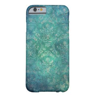Vintage Blue Damask iPhone 6 case