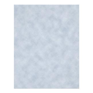 Vintage Blue Gray Parchment Look Texture Full Color Flyer