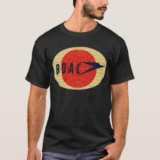 Vintage BOAC Airline Logo T-Shirt