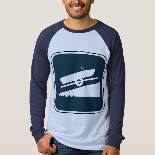 Vintage Boat Sign T-Shirt