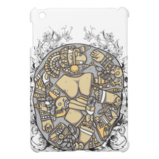 vintage body parts together iPad mini cases