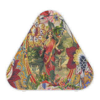 Vintage Bohemian Goddess Blueooth Speaker
