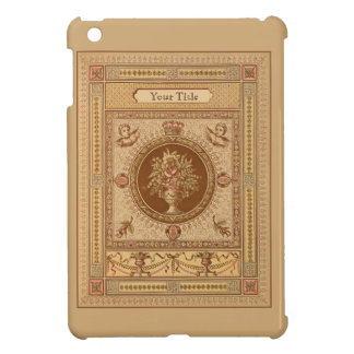 Vintage Book Cover Case For The iPad Mini