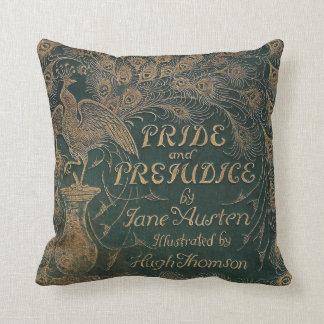 Vintage Book Cover Pillows