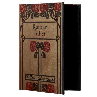 Vintage Book Design Romeo And Juliet