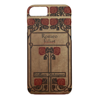 Vintage Book Design Romeo And Juliet Case-Mate iPhone Case