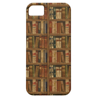 Vintage Books Case For The iPhone 5