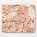 Vintage Boston Map