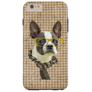 Vintage Boston terrier iPhone 5/5S Cover