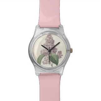 Vintage Botanical Lilac by Redoute - May28th Watch