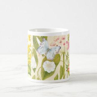 Vintage Botanical Mug
