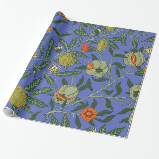 Vintage Botanical William Morris Wrapping Paper