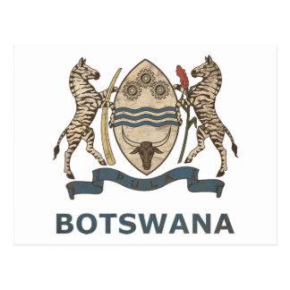 Vintage Botswana Postcard