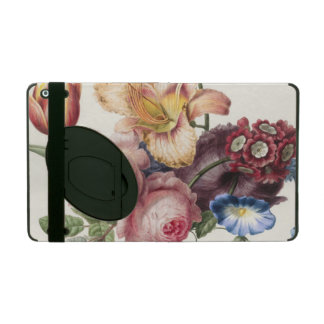 Vintage Bouquet iPad Folio Case