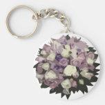 Vintage Bouquet Keyring Key Chains