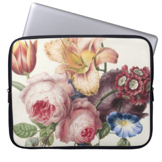 Vintage Bouquet Laptop Sleeve