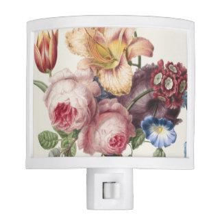 Vintage Bouquet Nite Light