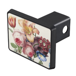 Vintage Bouquet Trailer Hitch Cover