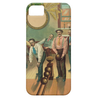 Vintage Bowling Alley #191 May 2 1894 Case For The iPhone 5