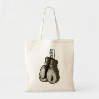 Vintage Boxing Gloves Bag