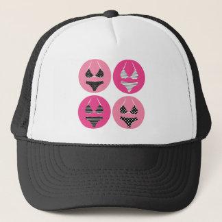 Vintage bra : Creative t-shirts Trucker Hat