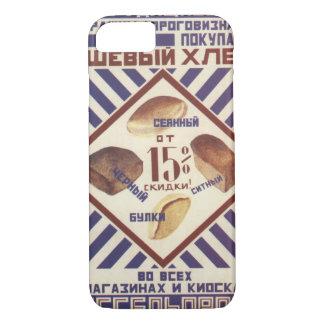 Vintage Bread iPhone 7 Case