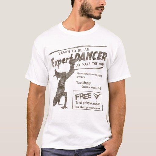 Vintage Break Dancer T-Shirt