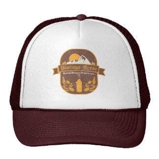 Vintage Brew Hat