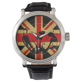 Vintage British Bulldog Watch