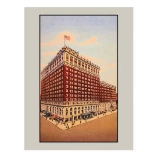 vintage Brown Hotel (Louisville, Kentucky) Postcard