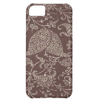 Vintage Brown Paisley Case-Mate iPhone 5 iPhone 5C Cover