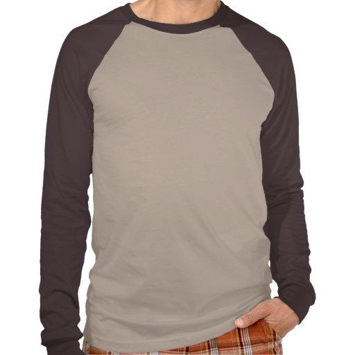 Vintage Brown Recycle Sign Tshirts
