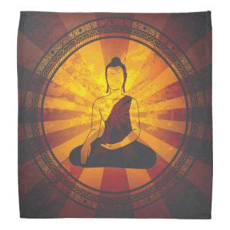 Vintage Buddha Bandana
