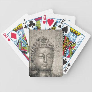 Vintage Buddha Buddhism Yoga Bicycle Playing Cards