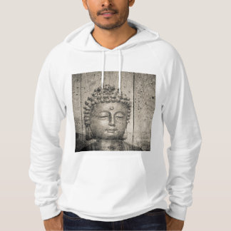 Vintage Buddha Style Hoodie