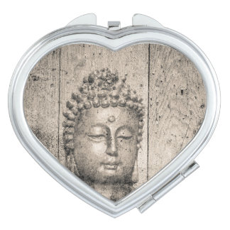 Vintage Buddha Style Vanity Mirrors