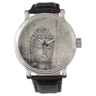 Vintage Buddha Style Watch