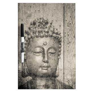 Vintage Buddha Yoga Faith Dry Erase Board