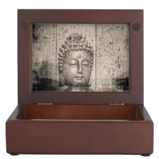 Vintage Buddha Yoga Faith Keepsake Boxes
