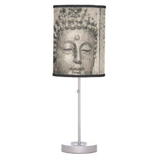 Vintage Buddha Yoga Faith Table Lamp