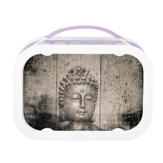 Vintage Buddha Yoga Lunch Box