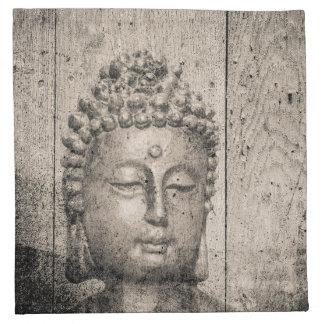 Vintage Buddha Yoga Napkin
