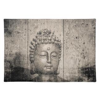 Vintage Buddha Yoga Placemat
