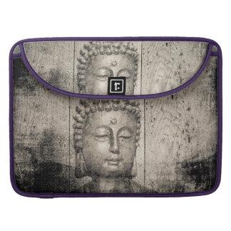 Vintage Buddha Yoga Sleeve For MacBook Pro