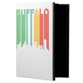 Vintage Buffalo Cityscape iPad Air Case