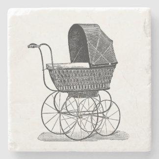 Vintage Buggy Stone Coaster