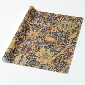 Vintage Bullerswood Tapestry Wrapping Paper